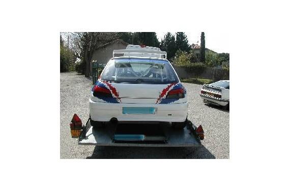 Hayon fibre Peugeot 306 S16 ph 2
