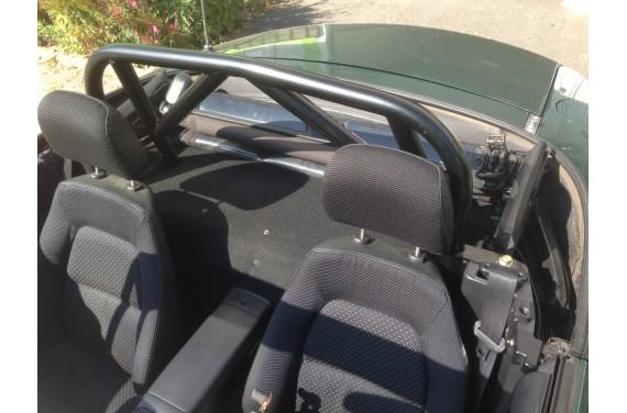 Montage Arceau sur Mazda MX5 ( fourni par le client)