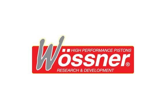 Segmentation Wossner pour piston 205 rallye TU2/4