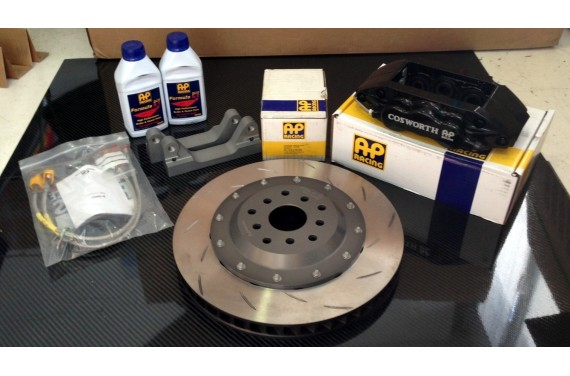 Kit gros frein Cosworth AP Racing pour Subaru BRZ Toyota GT86