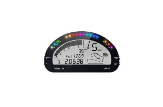 Afficheur Dashboard AIM MXL-2