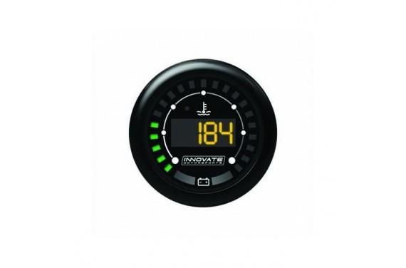 Manomètre température eau et voltmètre INNOVATE MTX-D