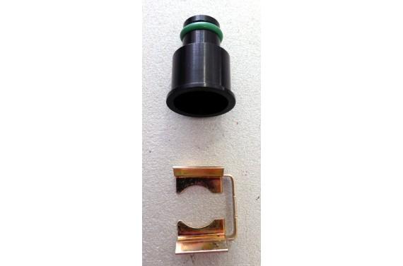 Adaptateur superieur 11/14mm pour injecteur, Honda / hayabusa