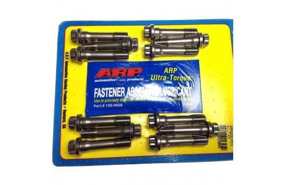 Kit vis de bielles ARP Hi Perf 8740 PSA 1.6 TU5 8/16V Kit vis de bielles ARP Hi Perf 8740 PEUGEOT 106 CITROEN SAXO