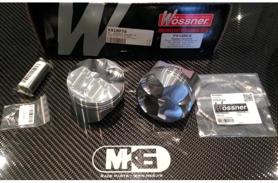 Pistons forgés WÖSSNER CITROEN AX 1.4 culasse S16 RV:12.4 moteur TU3J2 / 3F