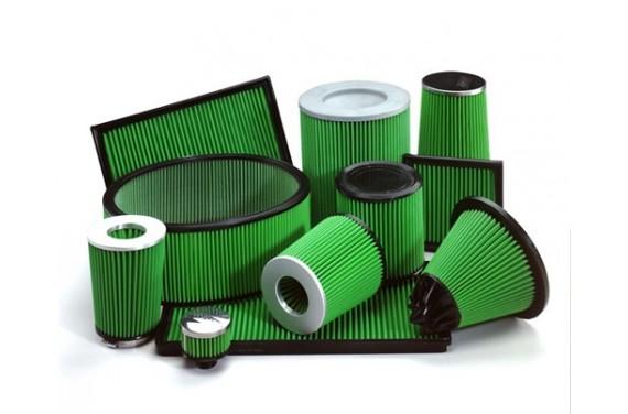Filtre à air GREEN pour admission dynamique Saxo VTS /106 S16