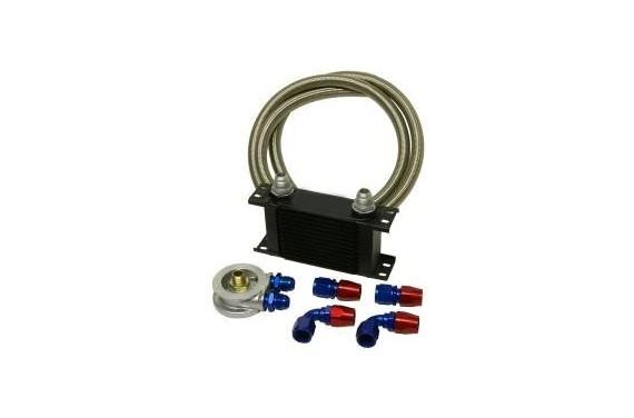 Kit radiateur d'huile competition 19 rangées M235 92°