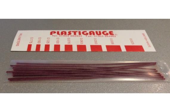 PLASTIGAUGE 0.025 à 0.175mm