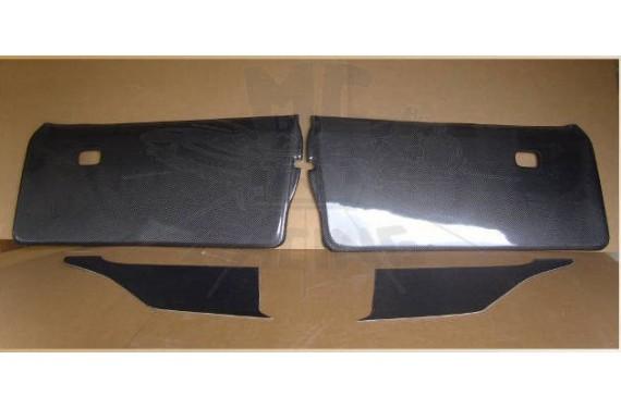 panneau de portes fibre pour peugeot 205