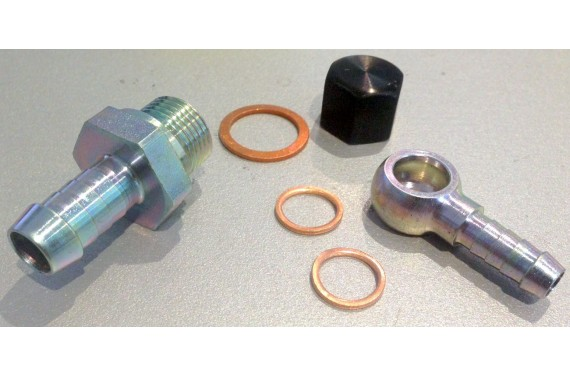 Kit raccordement pour Pompe 044 Bosch
