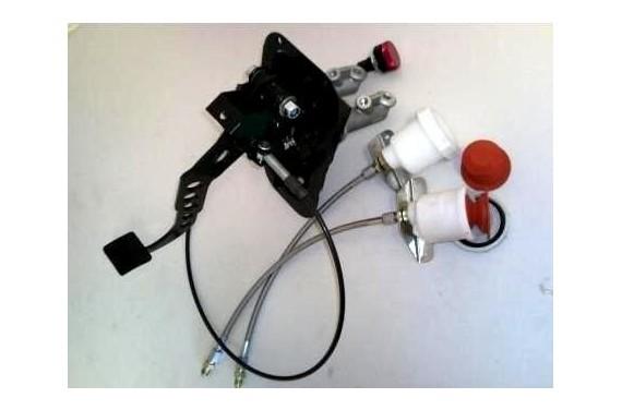 Kit pedal box pour 205