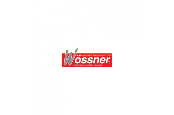 segmentation wossner pour piston wossner R11 turbo 76mm