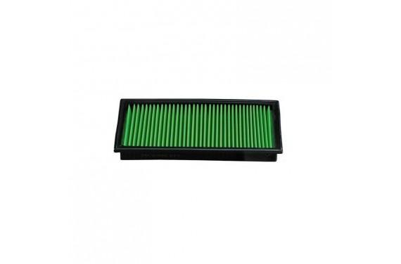 Filtre a air green pour boite a air d'origine pour Polo 1.9 TDi 100/130cv