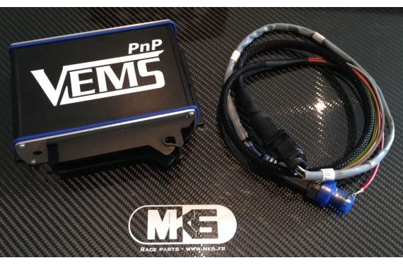 Calculateur VEMS PnP pour XU10J4RS  (monobroche) 306 S16 xsara VTS