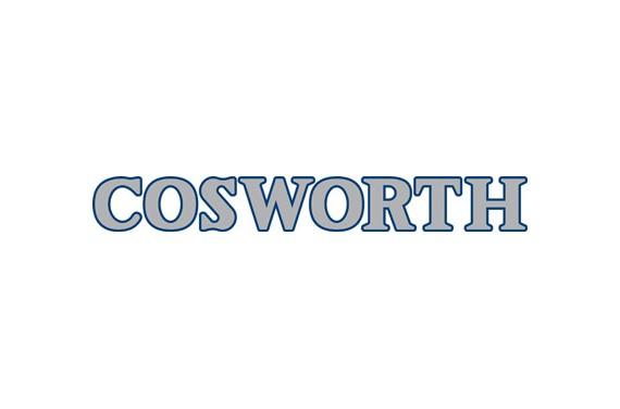 Chaine de pompe a huile pour carter sec Cosworth pour 2.3 Duratec