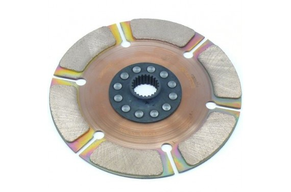 Disque AP Racing 184mm  (1'' 23 cannelures)