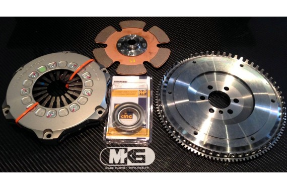Kit embrayage monodisque 184mm pour TU5J4/ JP4 boite MA (106 s16 saxo vts c2 vts )