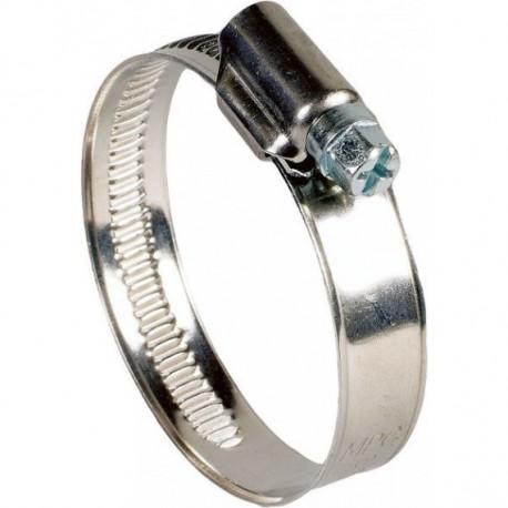 10-16mm - Colliers de serrage inox