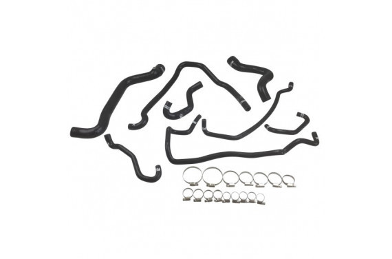 Kit de 11 durites d'eau silicone REDOX pour Renault 5 GT Turbo Phase 2