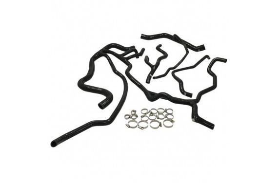 Kit de 4 durites d'eau silicone REDOX pour Renault Megane 3 RS