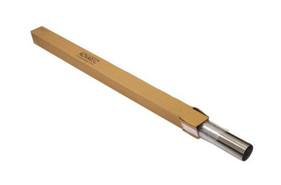 Tube inox diamètre extérieur 48.3mm - épaisseur 1.5mm - longueur 1M