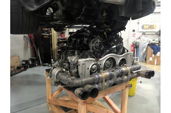 Forfait Depose /Repose moteur Porsche 996 Turbo 420 cv 1998- 2005