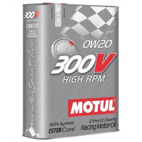 Huile moteur MOTUL 300V 0W20