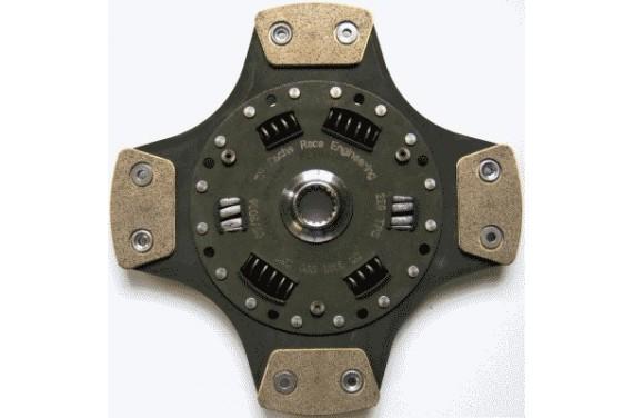 Disque d'embrayage metal frité amortiePeugeot 106 S16