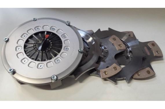 Kit embrayage Bi disque 184mm pour Porsche 991 CUP