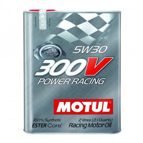 Huile moteur MOTUL 300V 5W30