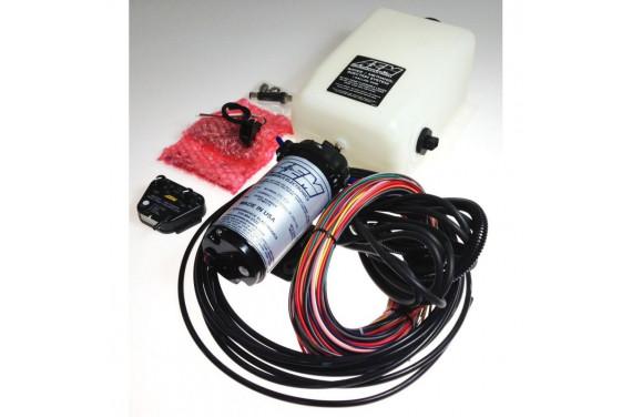 Kit injection eau/méthanol AEM moteur ESSENCE jusqu'à 2,4bars avec réservoir 3,8L