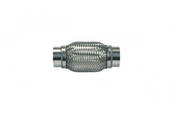 Flexible d'echappement inox D60mm longeur 152mm