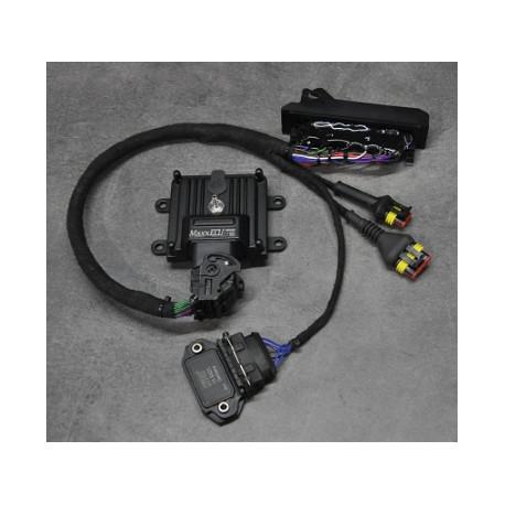 Kit calculateur Plug and Play Maxxecu Mini pour 106 S16 saxo VTS monobroche